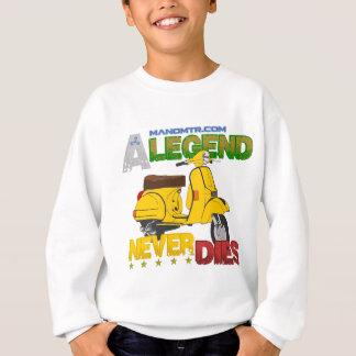 A_Legend_Never_Dies_(Px 125) Sweatshirt