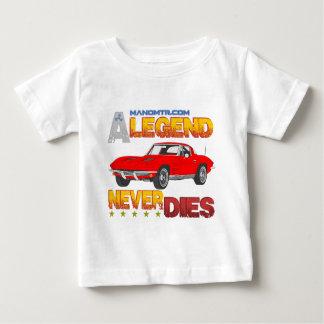 A_Legend_Never_Dies_(Vette S.R.) Baby T-Shirt
