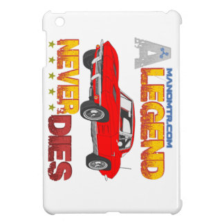 A_Legend_Never_Dies_(Vette S.R.) iPad Mini Cases
