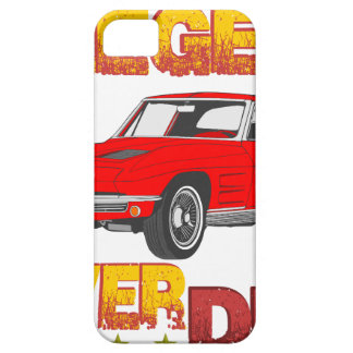 A_Legend_Never_Dies_(Vette S.R.) iPhone 5 Cover