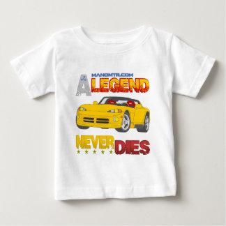 A_Legend_Never_Dies_(VPR) Baby T-Shirt