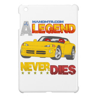 A_Legend_Never_Dies_(VPR) iPad Mini Cover