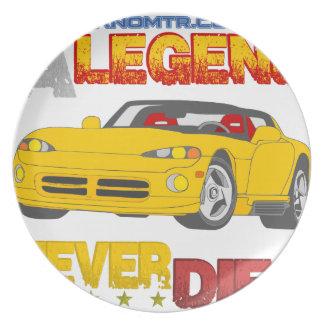 A_Legend_Never_Dies_(VPR) Plate
