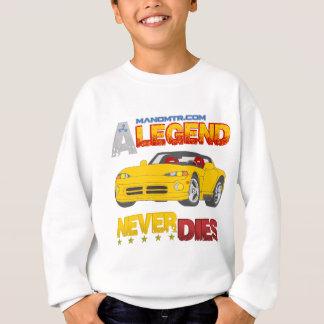 A_Legend_Never_Dies_(VPR) Sweatshirt