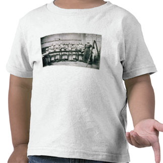 A Lesson in Domestic Science b w photo T Shirts