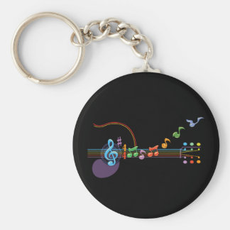 A Life Of Its Own II Keychain