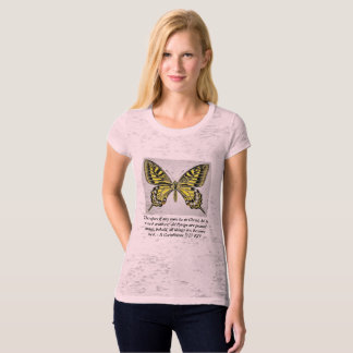 A Life That Has Been Changed T-shirt