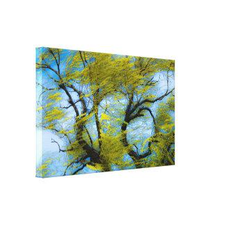 A Light Breeze Canvas Print