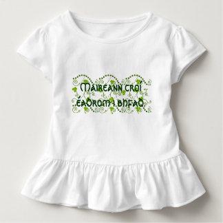 A light heart lives long toddler t-shirt
