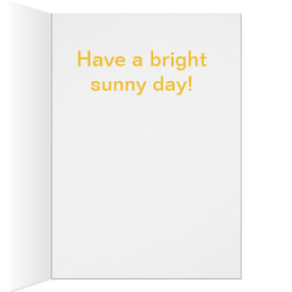 A Lily Card to brighten your day