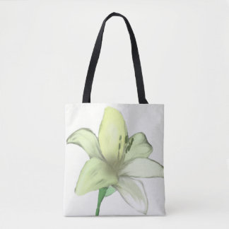 A Lily For You Tote Bag