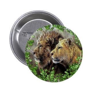 A Lion Affair Pin