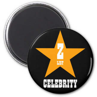 A List Celebrity Fridge Magnets