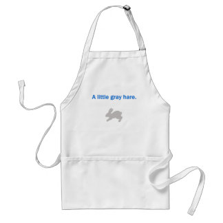 A Litte Gray Hare Aprons