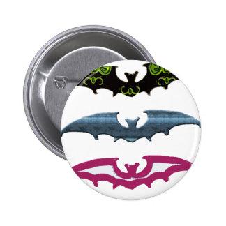 A Little Batty 2 Inch Round Button