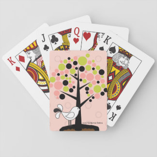 A Little Birdie Told Me... Playing Cards