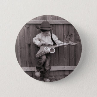 A Little Bit Of Country 2 Inch Round Button