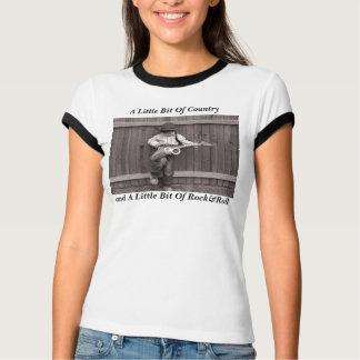 A Little Bit Of Countryand A L... T-Shirt