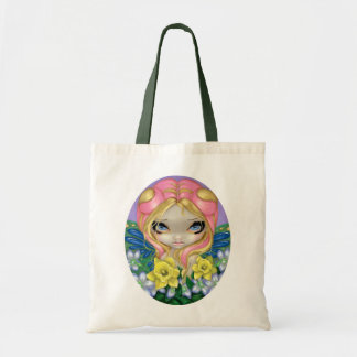 A Little Bit of Spring BAG flower fairy art