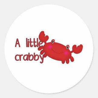 A little crabby sticker