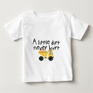 A Little Dirt Never Hurt! Baby T-Shirt