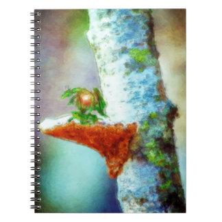 A Little Dragon Sleeps Notebook