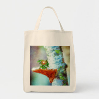A Little Dragon Sleeps Tote Bag