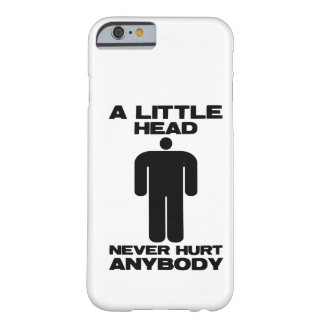 A Little Head! Barely There iPhone 6 Case