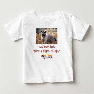 A Little Husky Baby T-Shirt