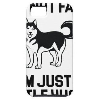A Little Husky iPhone 5 Case