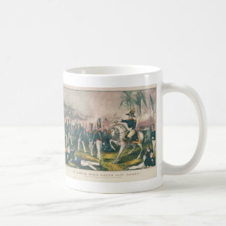 A little More Grape Captain Bragg Mexican War Coffee Mug
