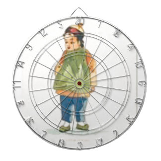 A Little Outkast Chinese Boy Dartboard