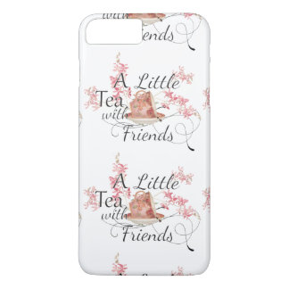 A little Spill the Tea with friends iPhone 8 Plus/7 Plus Case
