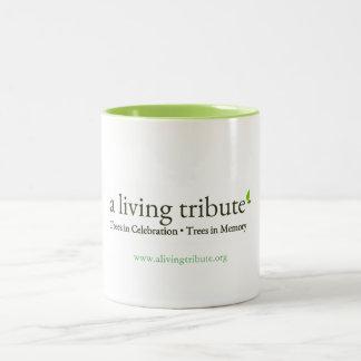 A Living Tribute Coffee Mug