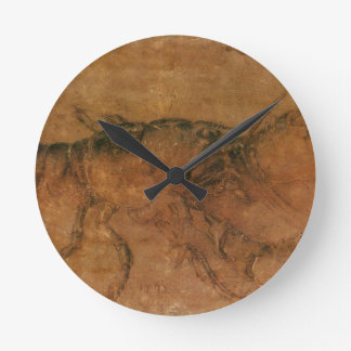 A lobster by Albrecht Durer Wall Clock