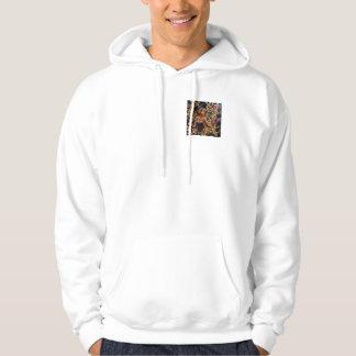 A Lot of Night Music Hooded Sweatshirts