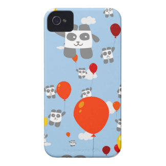 A Lot of Pandas in the Sky iPhone 4 Covers