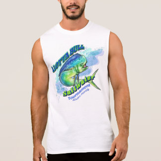 A Lotta Bull Dolphin Fishing Tournament Shirt