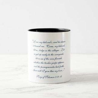 """A Love Mug for Him"" Coffee Mug"