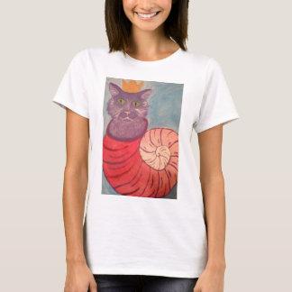A lovely unique design on a t-shirt. T-Shirt