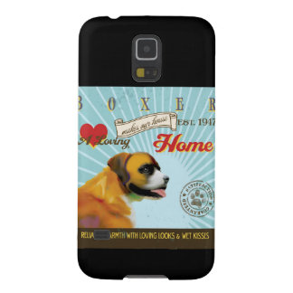 A Loving Boxer Makes Our House Home Cases For Galaxy S5