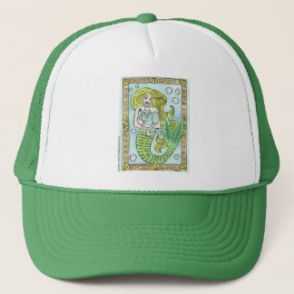 A Lucky Undersea Moment Trucker Hat