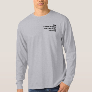 ...A&M landscapeing Tee Shirts