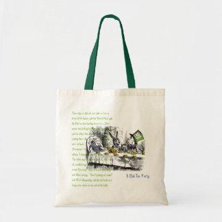 A Mad Tea Party Tote Bag