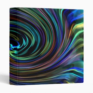 A Magical Whirlwind Vinyl Binder