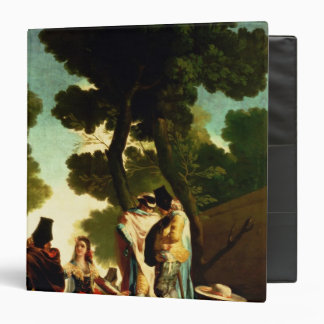 A Maja and Gallants, 1777 Binder
