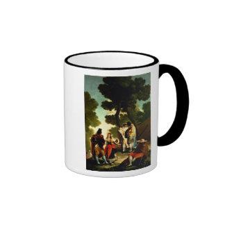 A Maja and Gallants, 1777 Coffee Mug