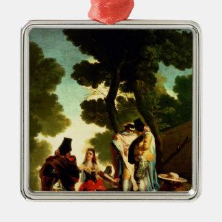 A Maja and Gallants 1777 Christmas Tree Ornaments
