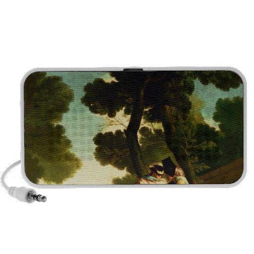 A Maja and Gallants, 1777 iPhone Speaker