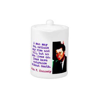 A Man May Die - John Kennedy